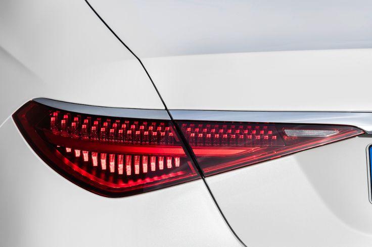 Benz S Class 2021 Rear Light Google 搜尋 Benz S Mercedes Benz Benz S Class