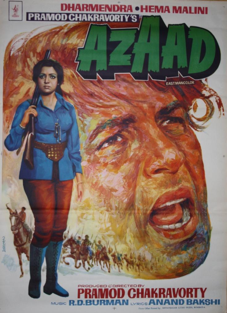 Azaad, 1955 Size: 75x100cm Price: 30€