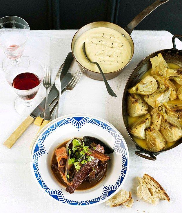 ...   Creamy Mashed Potatoes, Mashed Potatoes and Gourmet Recipes