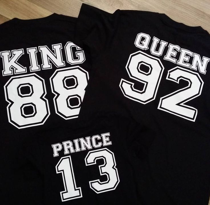King and Queen Family Set. . This Tee Set is now available in our online shop http://ift.tt/2gH5u1L (link to website also in bio) . . . #KFIGLOBAL #customtshirts #customtees #motherhood #kidslife #mumslife #afterpay #getyourstoday #centralcoastmums #sydneymums #APObsession #howcool #blackandwhite #familyset #king #queen #prince #royals #kingandqueen