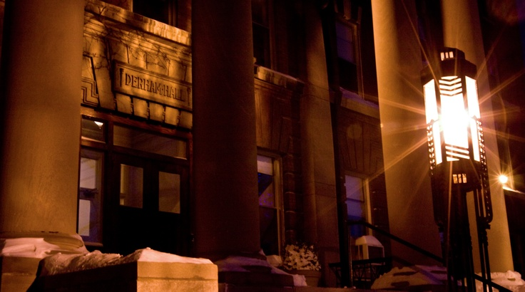 Derham Hall at St. Catherine University, St. Paul, Minnesota. (Photo by Rebecca Zenefski '10)Zenefski 10, Derham Hall, Rebecca Zenefski, Catherine Universe