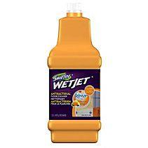 Swiffer WetJet Solution, Citrus 1.25L