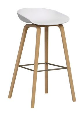 Tabouret haut About a stool / H 75 cm - 226 euros - Hay