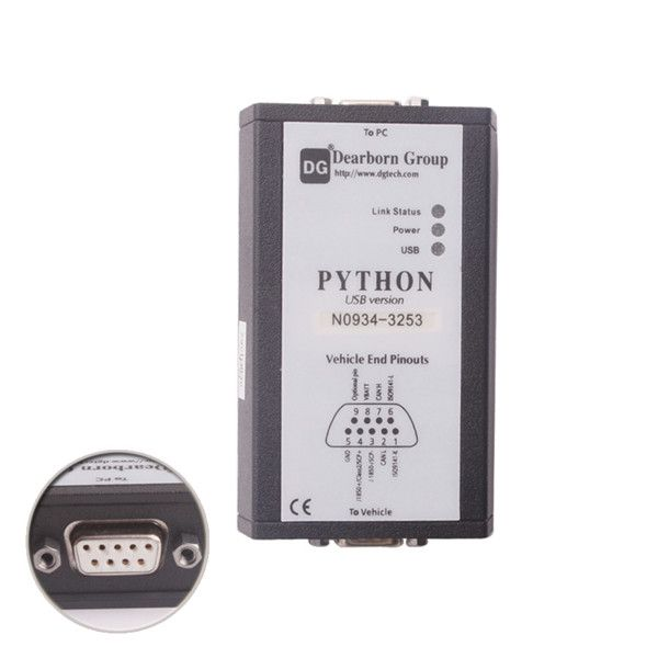 Python Nissan Diesel Special Diagnostic Instrument
