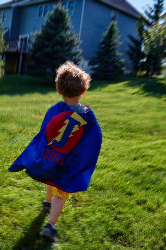 Superhero cape-Custom Cape-Personalized by littleshepsters on Etsy
