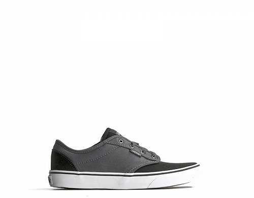 Prezzi e Sconti: #Vans sneakers ragazzo bambini nero/grigio  ad Euro 46.00 in #Vans #Scarpe sportive per bambini