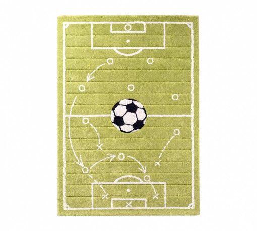 Focis Szőnyeg #gyerekbútor #bútor #desing #ifjúságibútor #cilekmagyarország #dekoráció #lakberendezés #termék #ágy #gyerekágy #foci #football #szőnyeg
