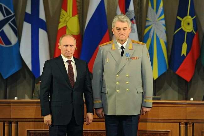 Россия готовится к войне? Командующий ЦВО провёл тренировку с главами регионов