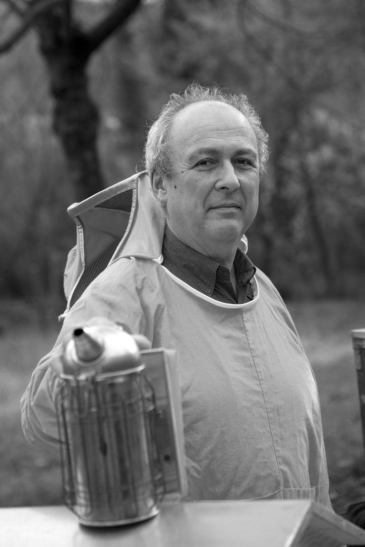 Marco Nocci, apicoltore toscano