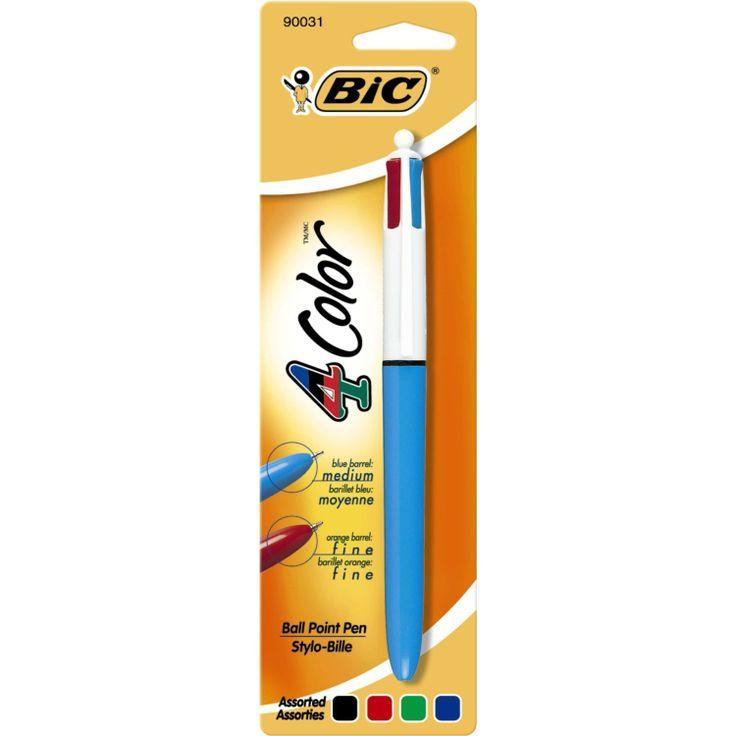 Multi-colored pen