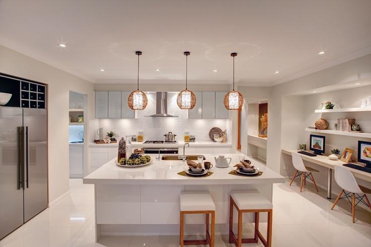 Avoca kitchen. Brooks Reach display village. #kitchen #mcdonaldjones #mcdonaldjoneshomes