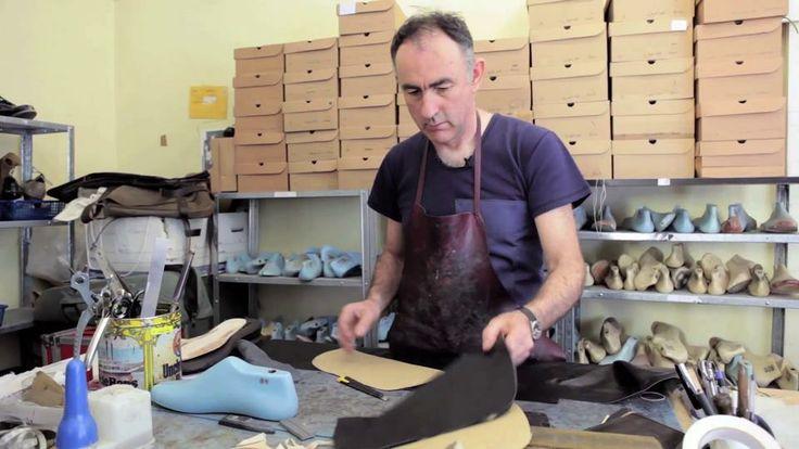 Andrew McDonald is a Shoemaker