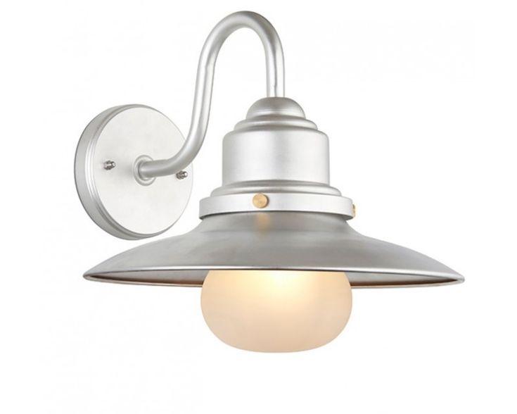 Endon 69895 Salcombe E27 Outdoor Wall Light IP44