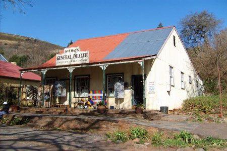 Pilgrim's Rest, historic mining town. BelAfrique - Your Personal Travel Planner - www.belafrique.co.za