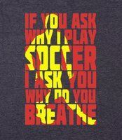 Cool Soccer Sayings and Quotes .