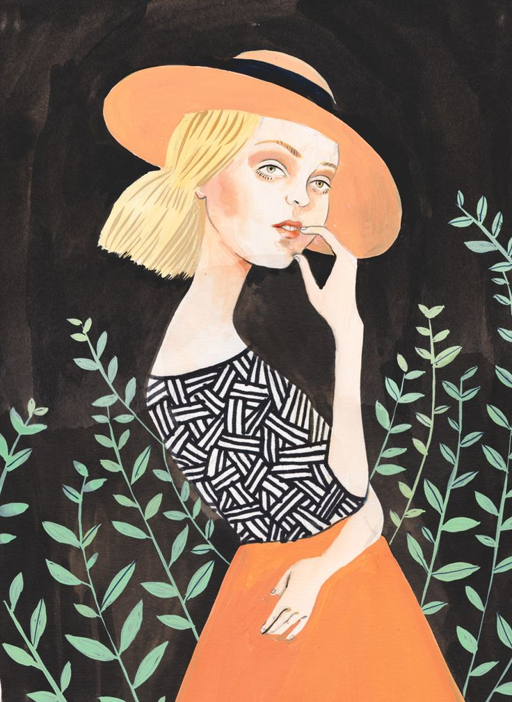Helena Perez Garcia illustration