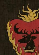 As the last Targareyn musters an army in Essos, five kings claim the right to rule the kingdoms of Westeros, and this means war! Now, Game of Thrones Art Sleeves allow you to support your favorite of the Great Houses in style. Made of 100 micron-thick, non-PVC, acid-free polypropylene plastic, with art and graphic design drawn from the much celebrated HBO television series, Game of Thrones Art Sleeves offer stylish and resilient protection for your cards. Choose your favorites from six…