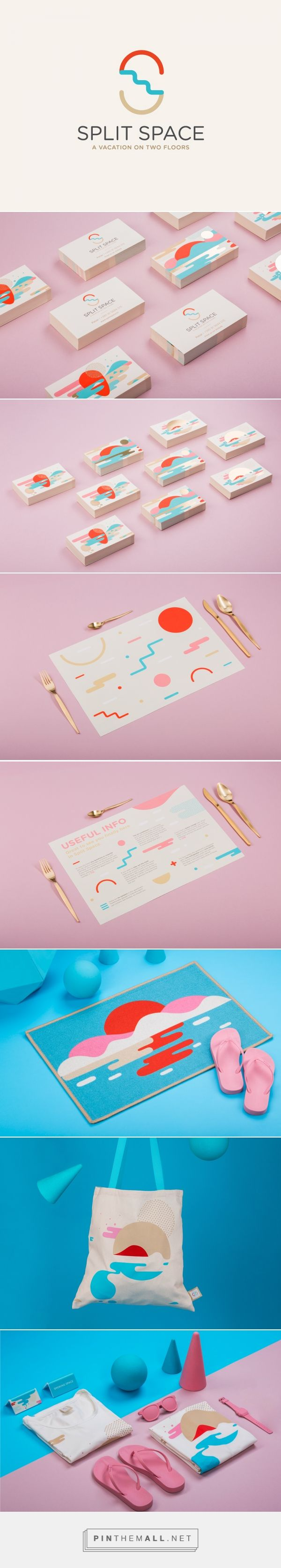 Split Space on Behance | Fivestar Branding – Design and Branding Agency & Inspiration Gallery