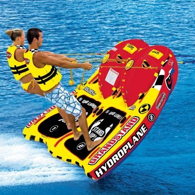 Grandstand Towable Standup Tube For 2 Rider Fun Boating