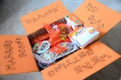 """Orange You Glad"" Care Package - Handmade Is Better"