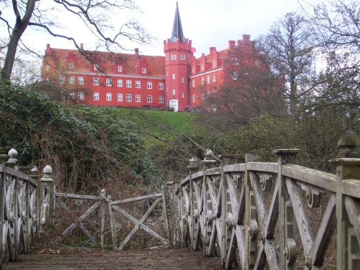 Tranekær Castle, Langeland, Denmark. April, 2013-Photo by M. Kappell