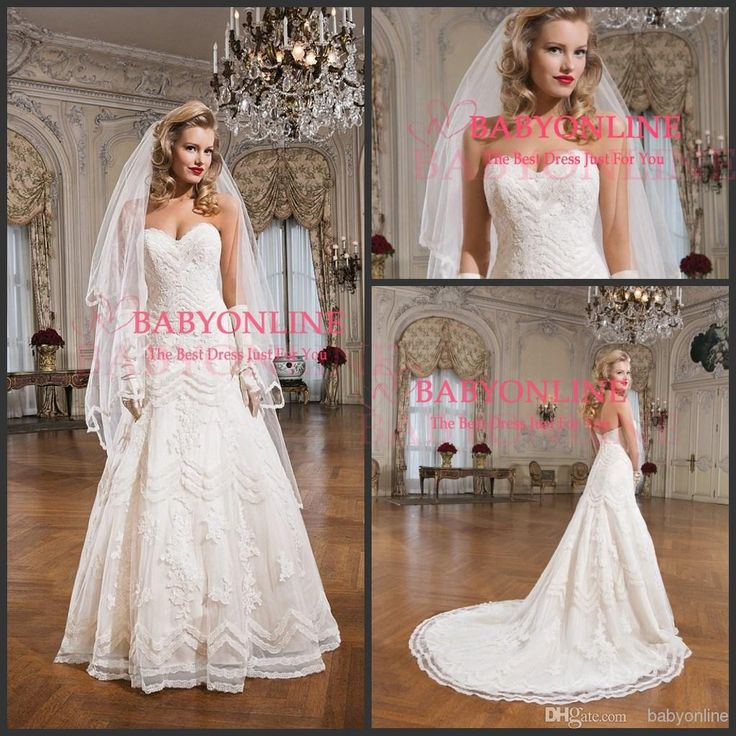 Best Wedding Dress Website Images On Pinterest Mermaid