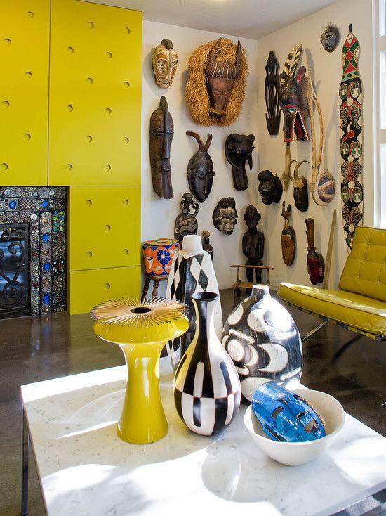 African Mask Decor 14 Best African Masks Images On Pinterest  African Masks African