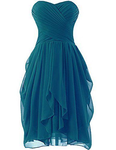 Dress U Womens Ruched Bridesmaid Dress Short Prom Dresses Peacock US 2 Dress U http://smile.amazon.com/dp/B0177ENEHW/ref=cm_sw_r_pi_dp_KY-Owb0VPQKK9