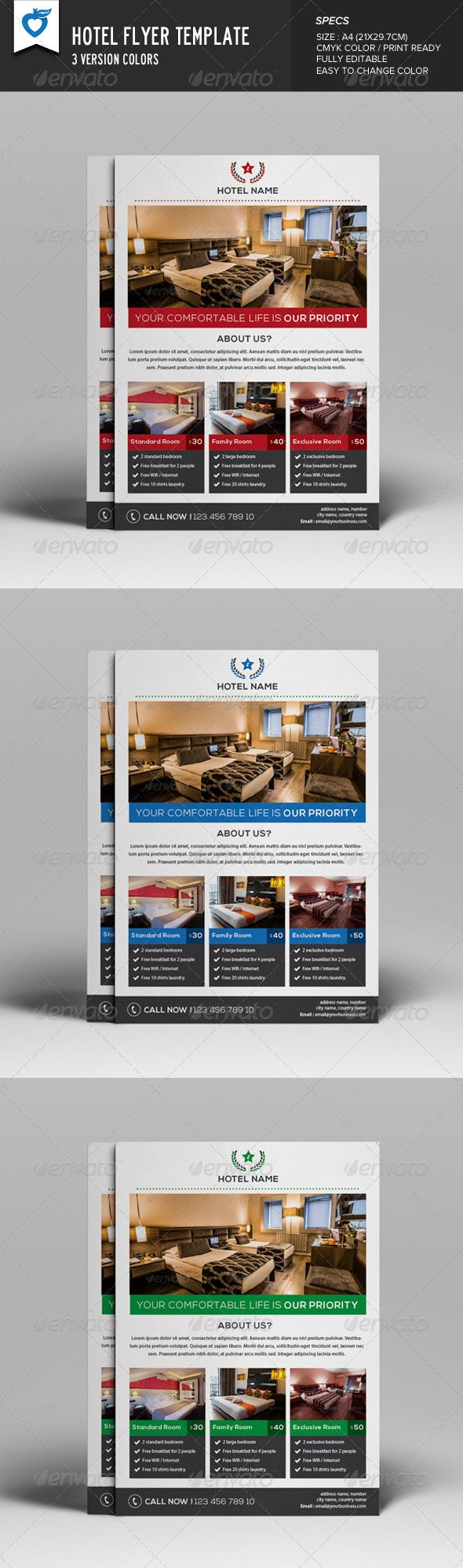 images about flyers karel restaurant luxury hotel flyer