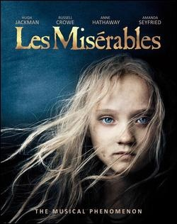Best Buy set for Les Miserables (2012) with SteelBook Blu-ray Disc