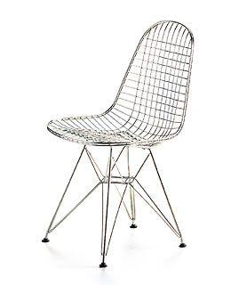 DKR Wire Chair (miniature) (ディーケーアール ワイヤーチェア ミニチュア) : デザイナーズ家具・インテリアの通販 hhstyle.com