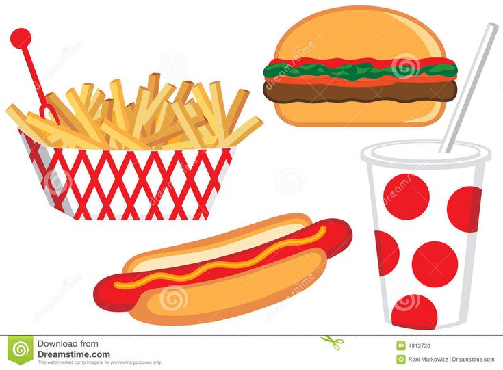 Fair food clipart carnival food clipart carnival funfair for Art and appetite american painting culture and cuisine