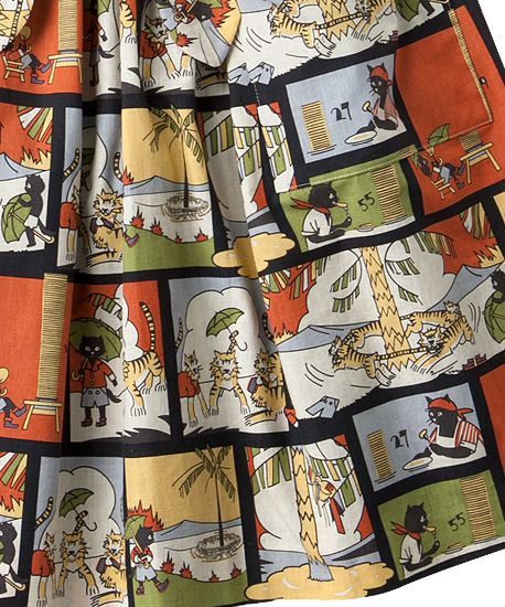 Little Cat Samboのスクエアドレス - Jane Marple Online Shop