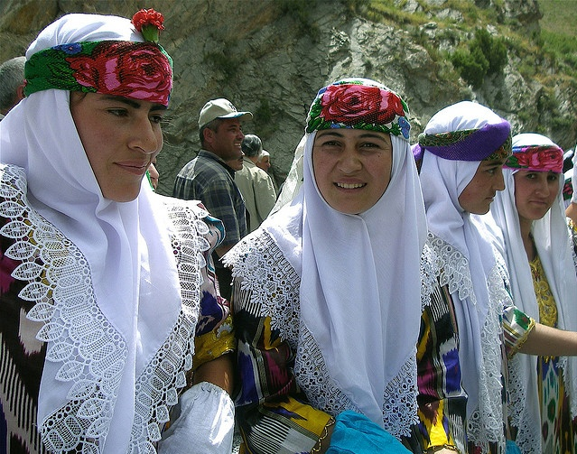 Tajik (Persian) peoples