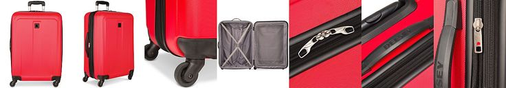 """Delsey Free Style 2.0 25"""" Hardside Expandable Spinner Suitcase, Only at Macy's"""