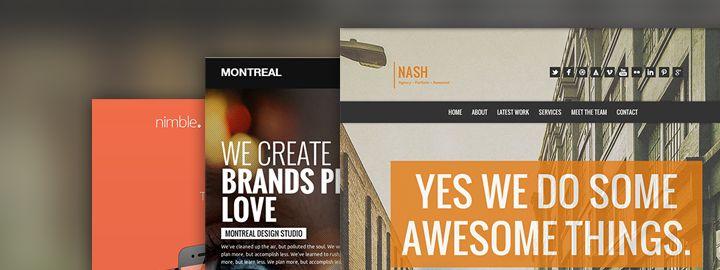 Mejores 158 imágenes de Design|Wordpress Themes en Pinterest ...