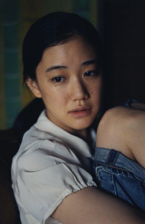 Yu Aoi A DREAM / Photograph by Yoshihiko Ueda