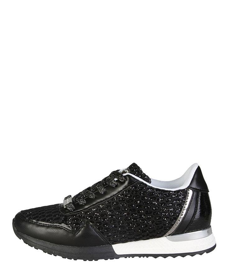 Sneaker donna  LAURA BIAGIOTTI 246_METAL Nero - Primavera Estate - tit