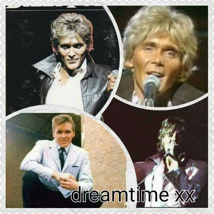 Billy Fury by Christine Rodbourne.