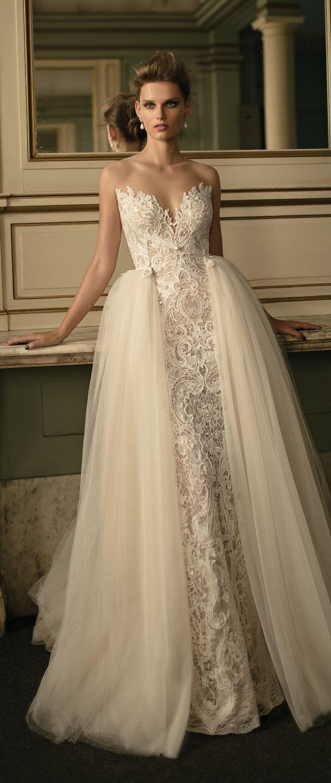 Wedding Dress by Berta Spring 2016 Bridal Collection