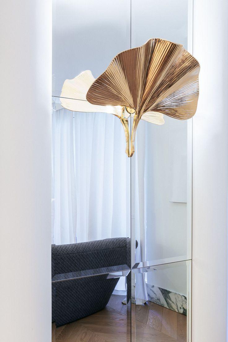 #Eden wall lamp, design by Valentina Fontana for #altreforme, #novecento collection, #interior #home #decor #homedecor #furniture #aluminium #woweffect #madeinItaly