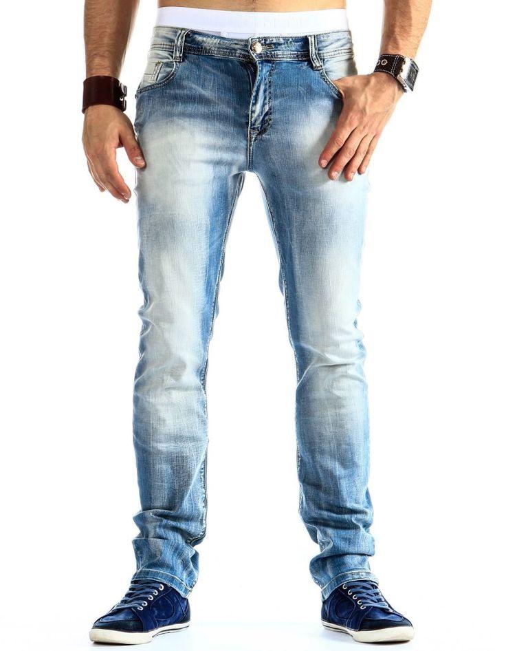 Męskie spodnie jeansowe - najmodniejszy fason w tym sezonie. Zobacz więcej: http://dstreet.pl/pol_m_ODZIEZ-MESKA_SPODNIE_Jeansowe-209.html