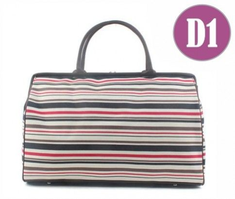 Designer inspired stylish hand carry travel bag. Available in 10 designs. Just $32 from #ikOala.