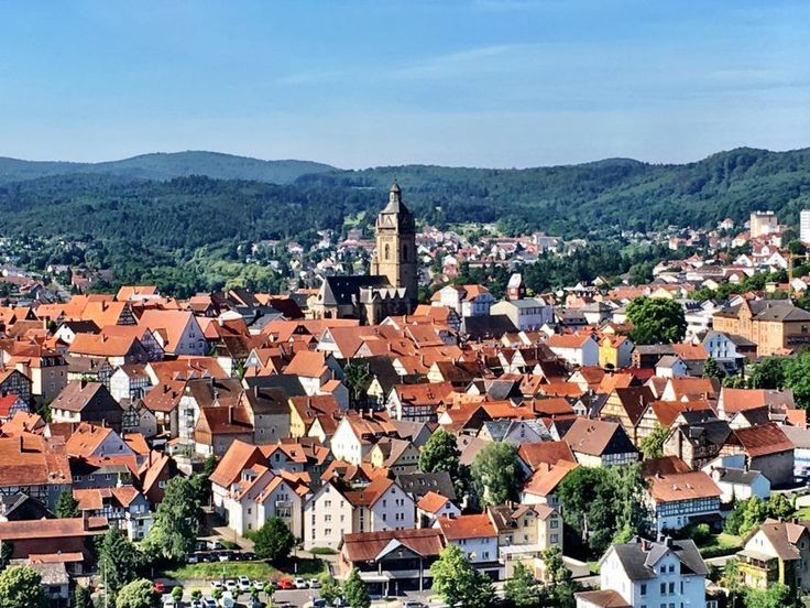Tracking the Real Snow White in Bad Wildungen Germany