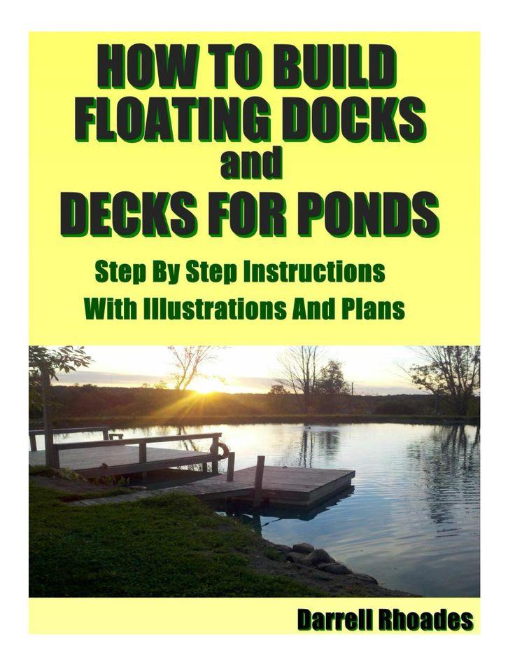 how to make a farm pond clear