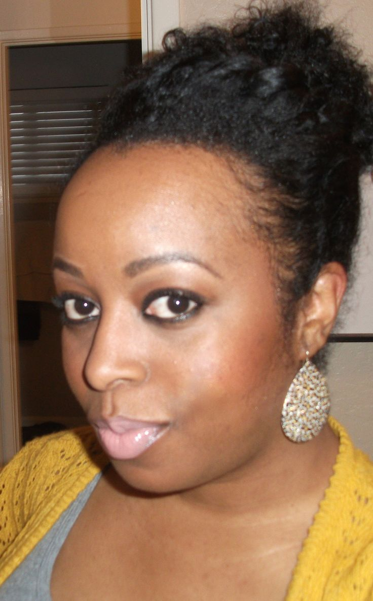 5 QUICK and EASY natural hairstyles