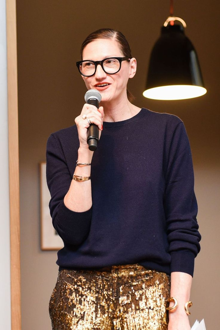 As Jenna Lyons Leaves J Crew, Look Back At Her Greatest Styling Tricks | British Vogue