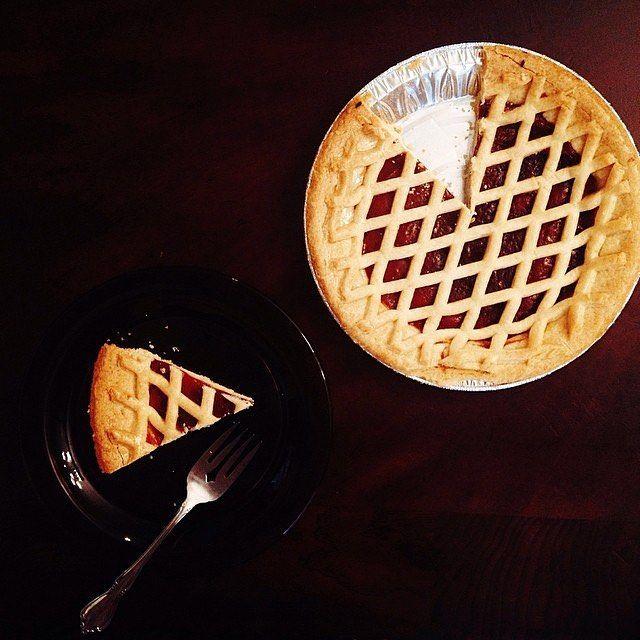 Crees que mejor parte del almuerzo es el postre?  #ApplePie  PH: @pierinadiez