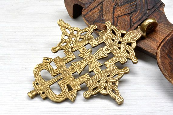 Ethiopian cross  African jewelry  jewelry supplies wholesale