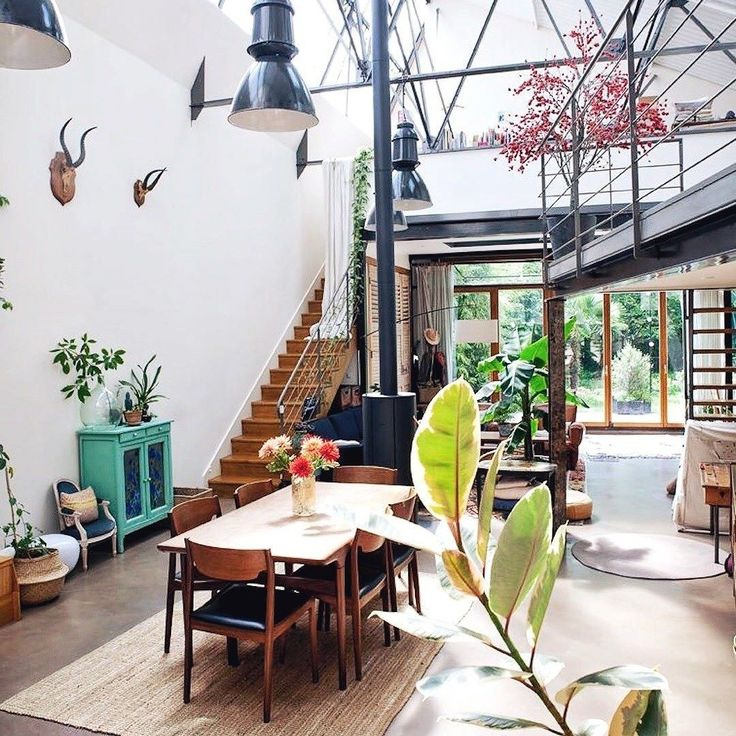 -- regram via @julieansiau. (Thanks to all who found this source-- gorgeous and inspiring work!) . . . #decoratingwithplants #plantstagram #botanicals #jungalowstyle #plantspiration #weloveplants #urbanjungle #urbanjunglebloggers  #plantaddiction #plantstyling #plantlove #plantgoals #crazyplantlady #plantspo #postitfortheaesthetic #cylcollective #ardentfinds #architecture #archilovers #roomwithaview #interiordecor #interiordesign #interiorinspo #greenterior #indooroutdoor #indoorgarden…